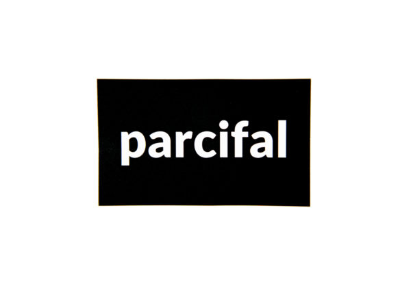 Sticker - Parcifal